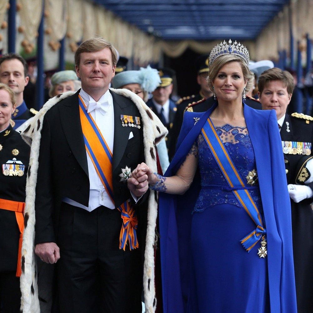 Willem-Alexander: Sein neues Leben als König