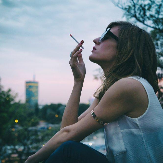 Rauchen aufhören Gewichtszunahme