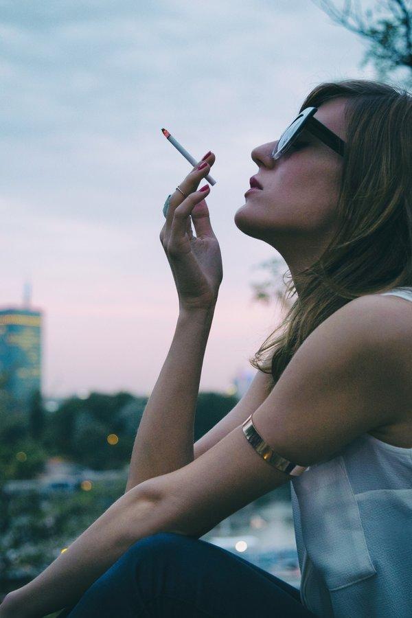 Gewichtszunahme vermeiden + mit dem rauchen aufhoren