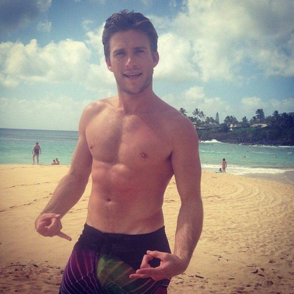 Scott Eastwood ist verliebt in den Ozean