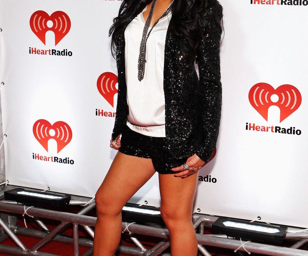 Nicole Scherzinger zeigt Po