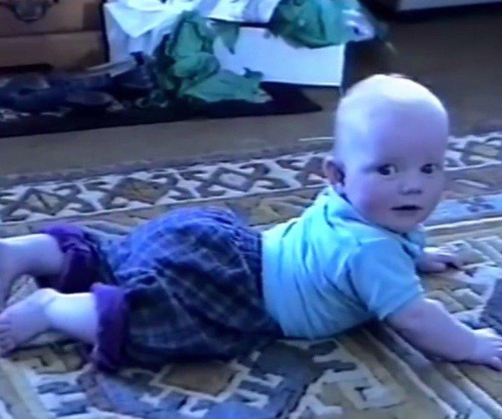 Ed Sheeran als kleiner Fratz im neuen Musikvideo