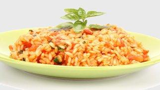 Tomatenrisotto - Gesund und lecker!