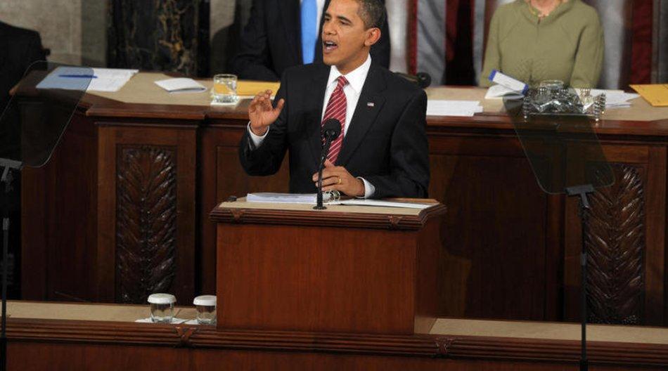 Rede zur Lage der Nation: Obama macht Mut!