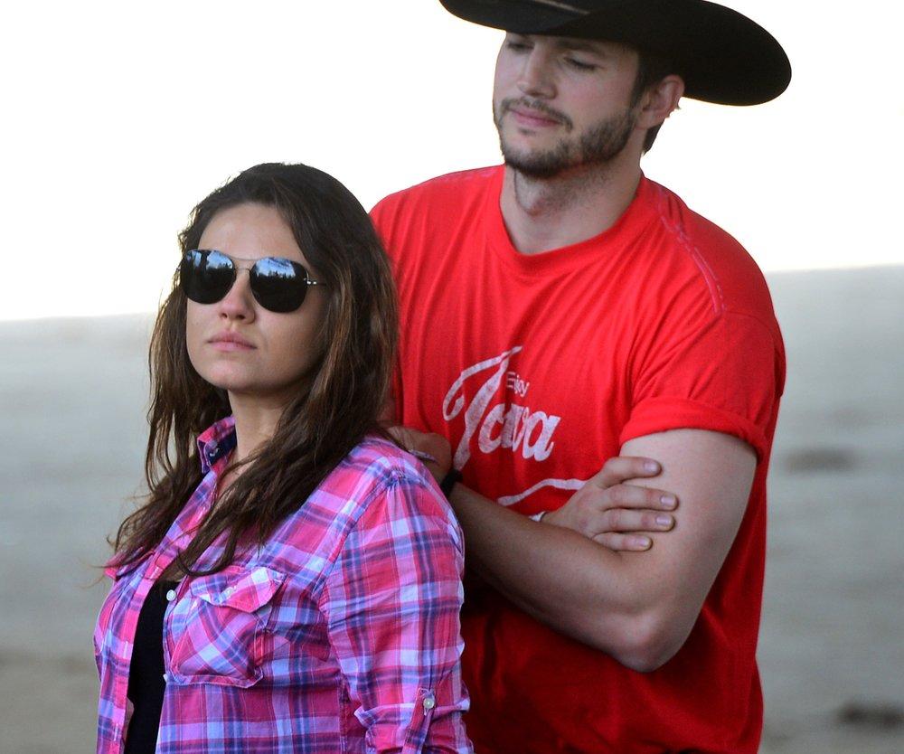 Ashton Kutcher platzt vor Eifersucht