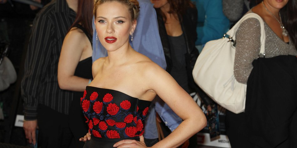 Scarlett Johansson ist durch und durch Schauspielerin