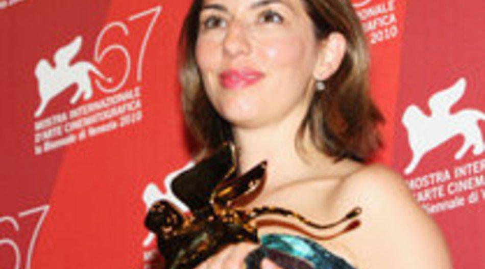 Sofia Coppola: Goldener Löwe in Venedig