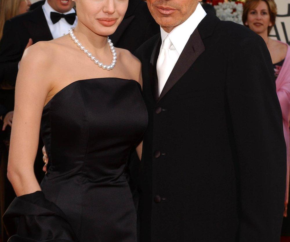 Angelina Jolie hat noch Kontakt zu ihrem Ex