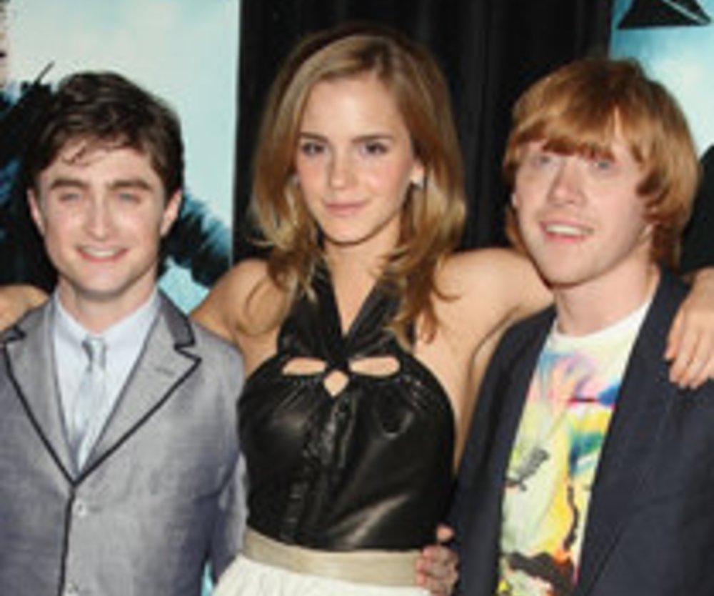 Harry Potter - Stars drehen Nacktszene