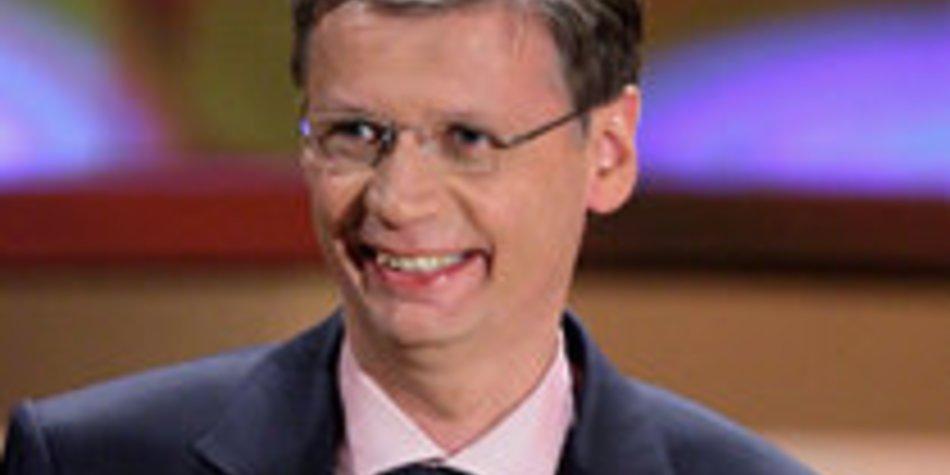 Günther Jauch kehrt zurück zur ARD
