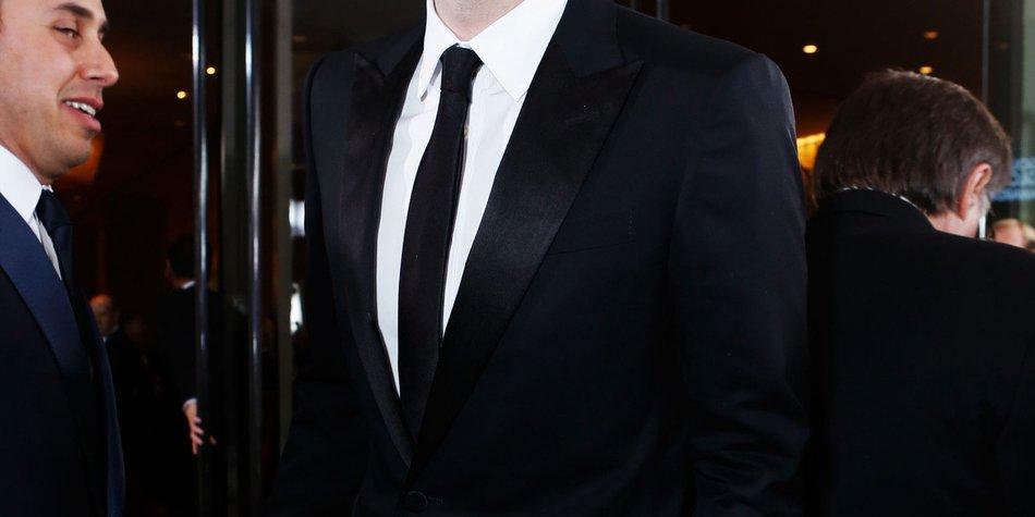 Robert Pattinson lebt jetzt in einer Junggesellenwohnung