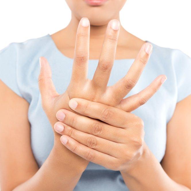 Geschwollene Hände Schwangerschaft