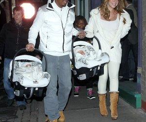Mariah Carey im Familienglück