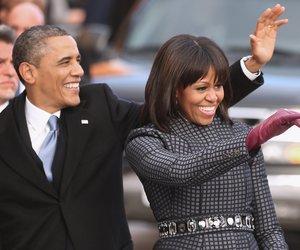 Barack Obama liebt die neue Frisur seiner Frau