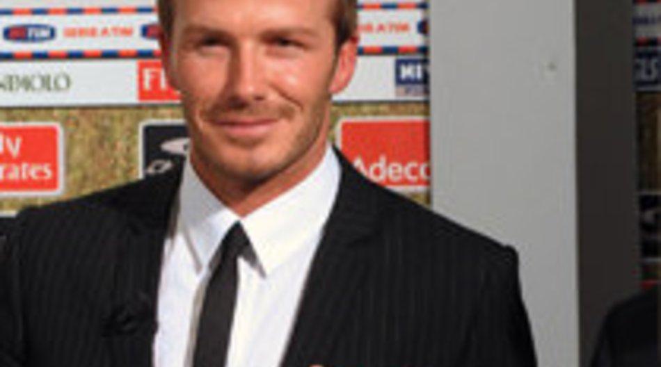 David Beckham verlässt Victoria