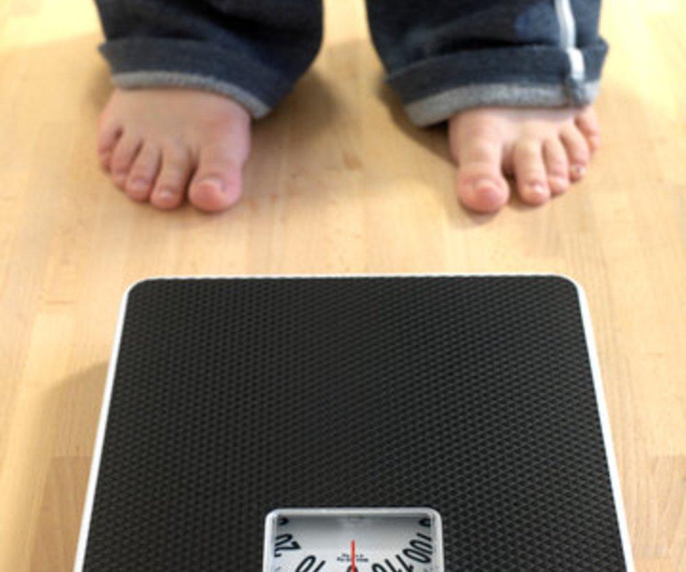 Übergewicht: Risiko im Kindesalter