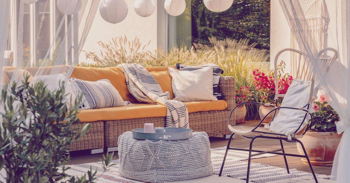 Garten Gestalten 10 Ikea Hacks Gunstige Diy Ideen Fur Draussen Desired De