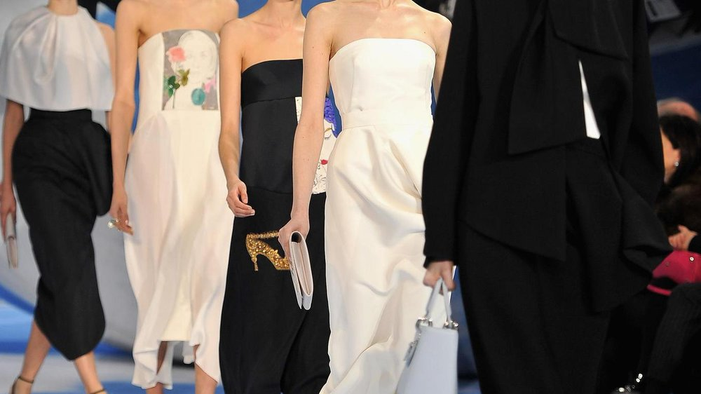 Paris Fashion Week 2013: Dior macht Kunst