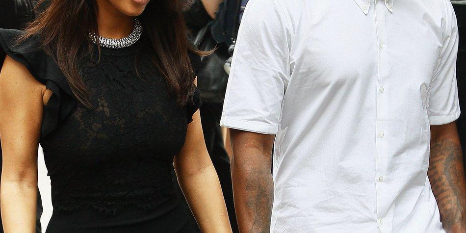 Kim Kardashian und Kanye West: Reich durch Hochzeit?