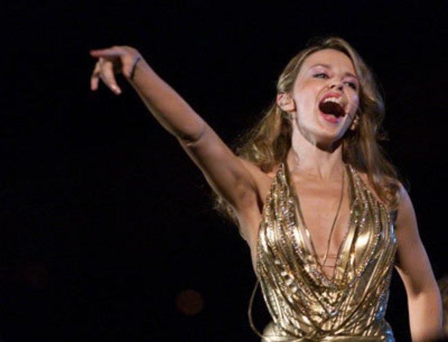 Kylie Minogue: Australisch Sängerin