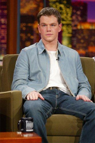 Matt Damon: Der amerikanische Drehbuchautor