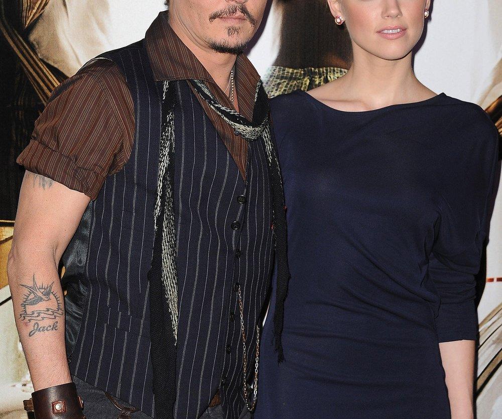 Johnny Depp: Teures Geschenk für Amber Heard!