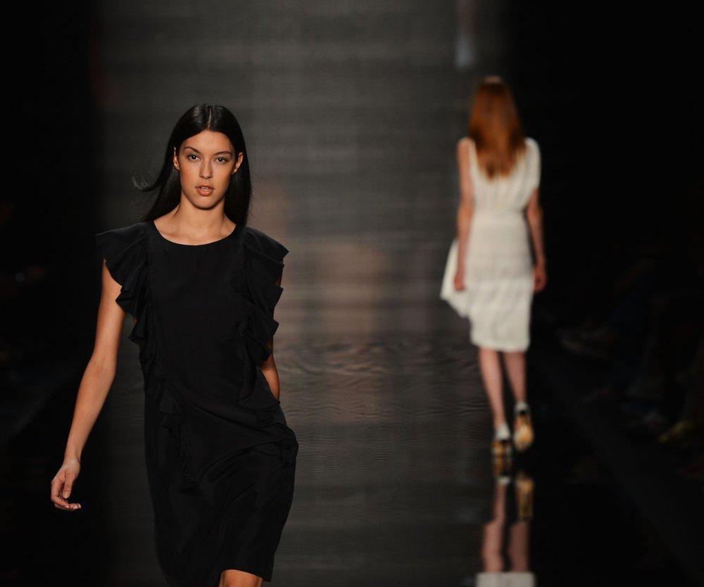 Rebecca Mir freut sich auf die Berlin Fashion Week