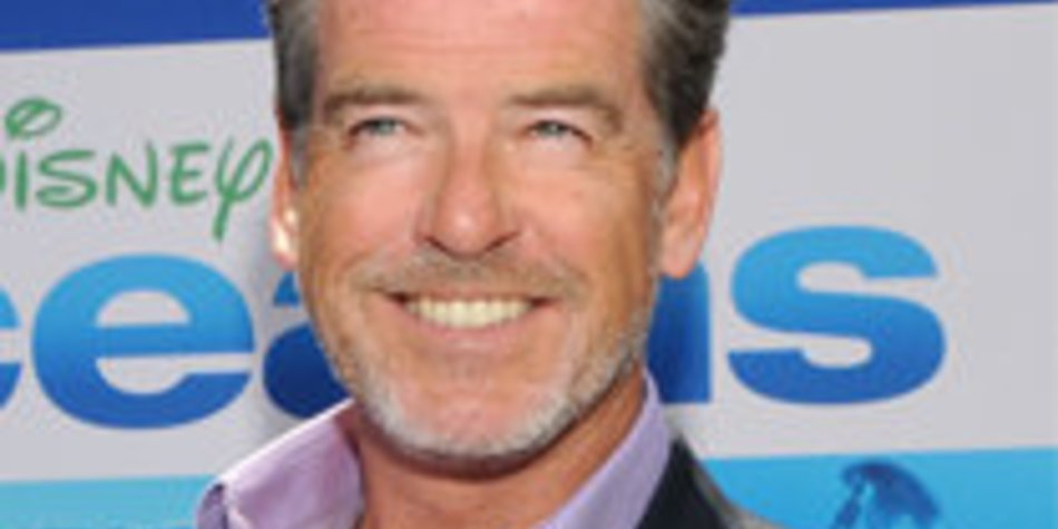"Pierce Brosnan heute in ""James Bond – Golden Eye"""