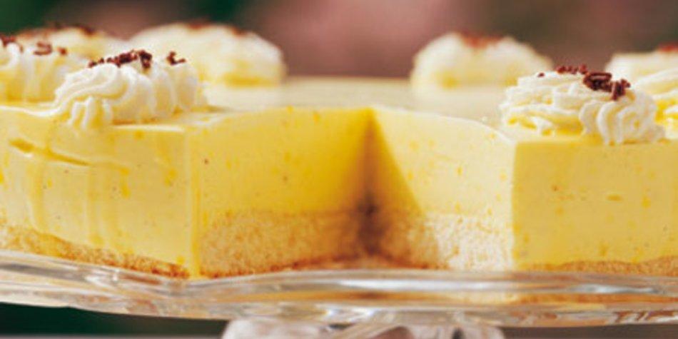 Quark-VERPOORTEN-ORIGINAL-Eierlikör-Torte aus dem Kühlschrank