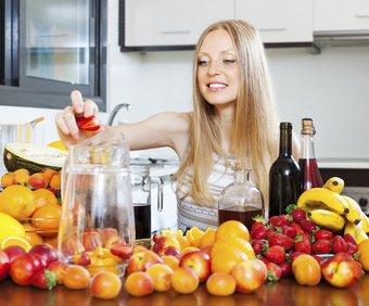 Kann man zu viel Obst essen?