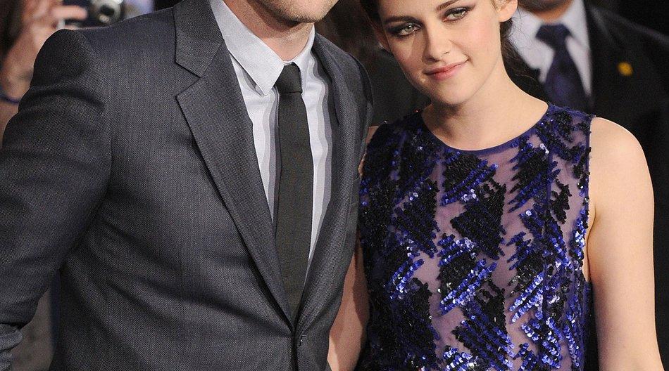 Robert Pattinson bekam ein Klavier
