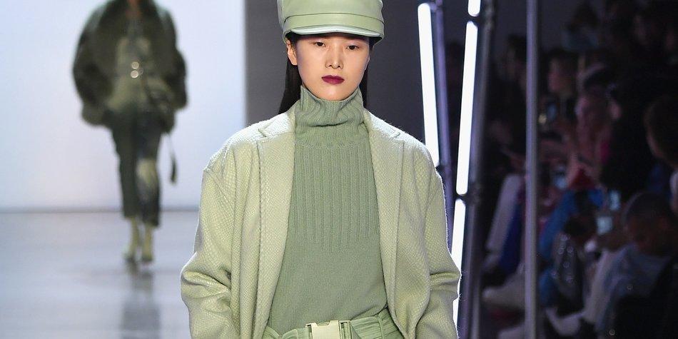 Fashion-Trend: Pistazie