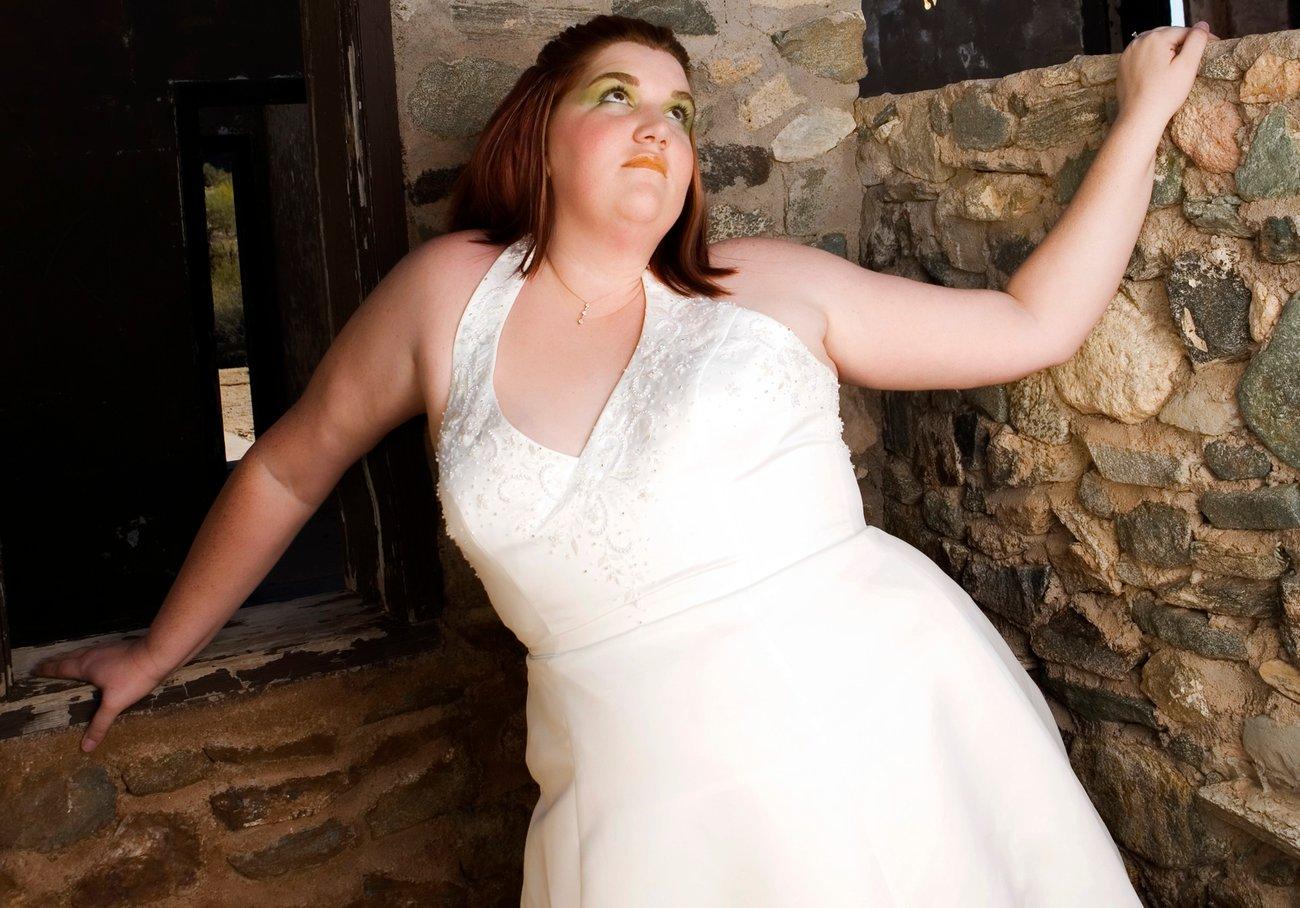 Nicht jede möchte sich für ihre Hochzeit in ein enges Kleid hungern
