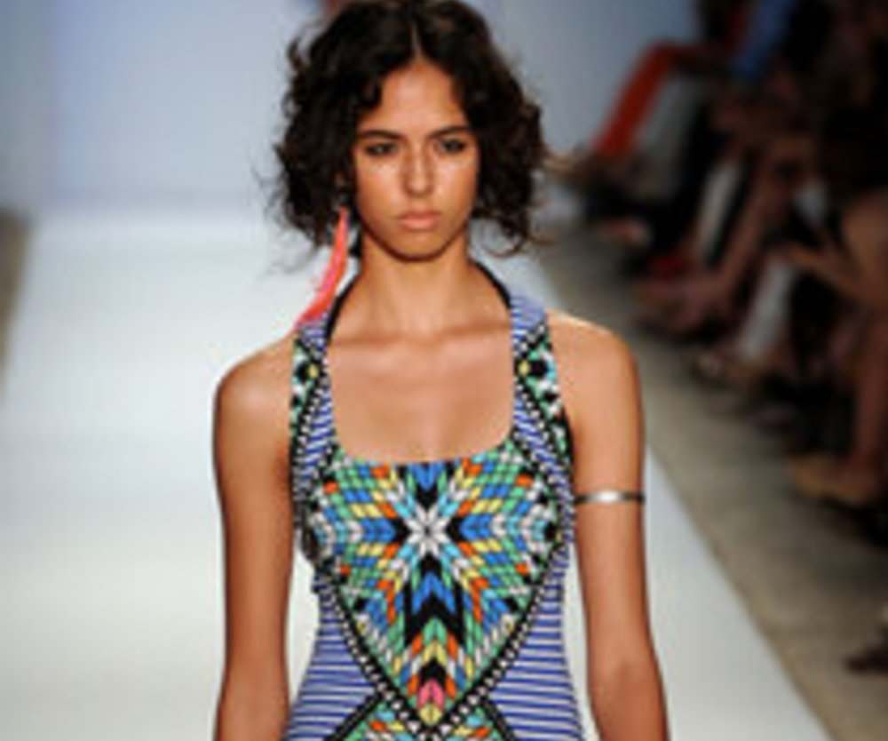 Fashion Week Swim 2011: Ethno-Look bei Mara Hoffman Swim