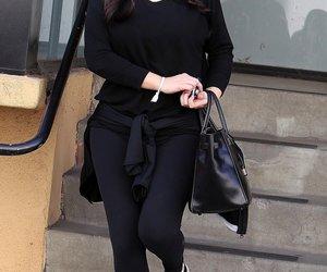Kim Kardashian hat Angst vor Schwangerschaftspfunden