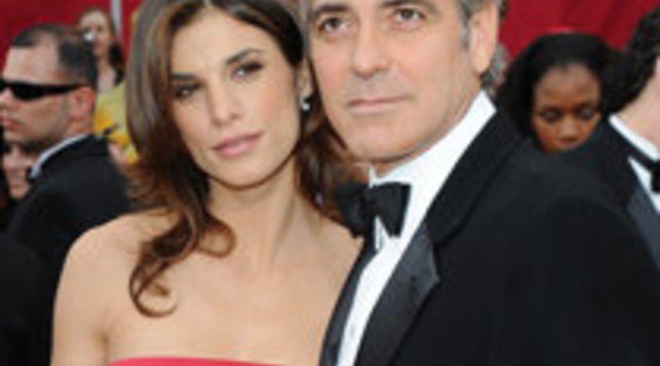 George Clooney: Natürlicher Jungbrunnen für Elisabetta Canalis
