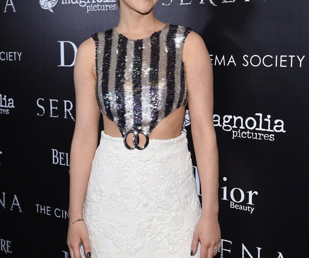 Jennifer Lawrence chillt mit ihren Freunden