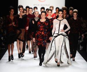 Fashion Week Berlin 2013: Anja Gockel - Hommage an die Weiblichkeit