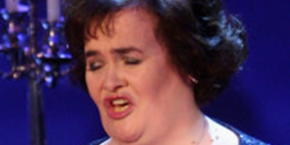 Susan Boyle: Meistgesehenes Youtube-Video