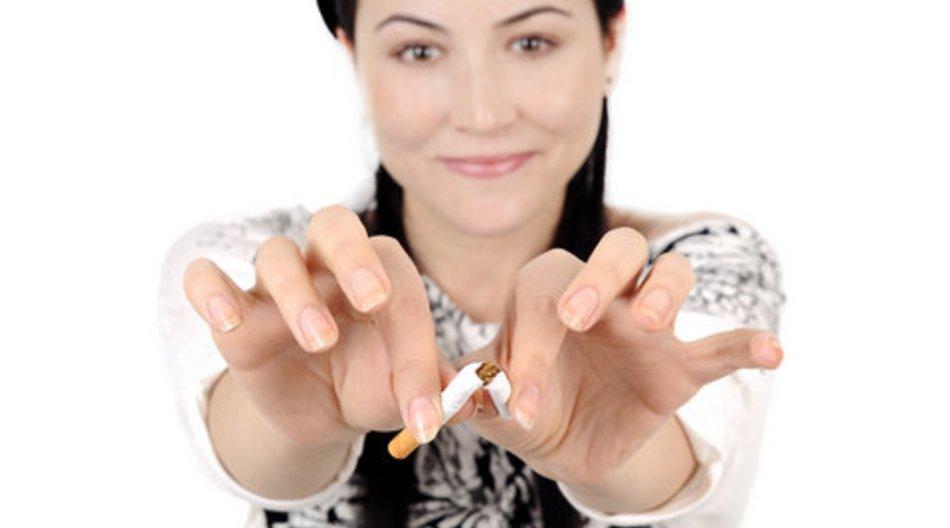 Jugendliche rauchen weniger