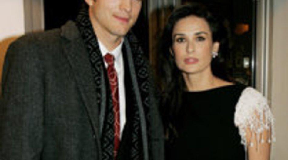 Demi Moore und Ashton Kutcher: Adoption?