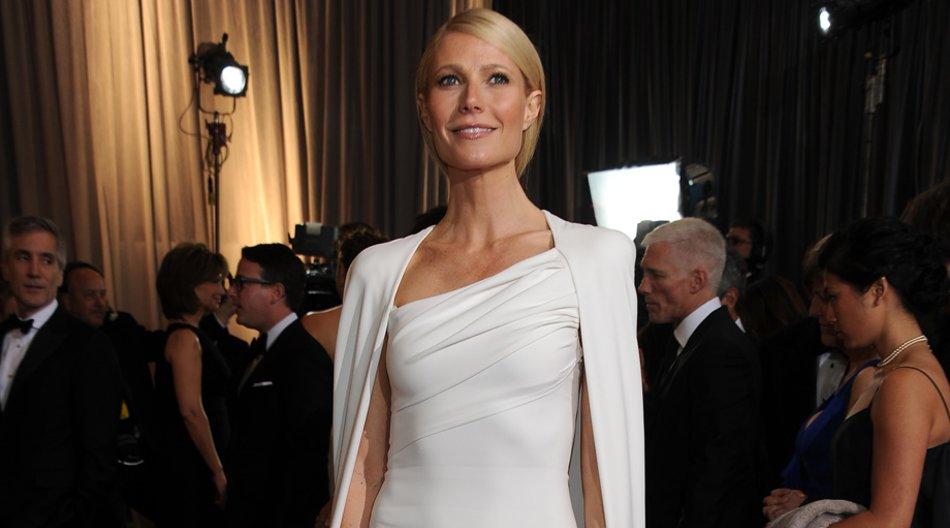 Pure Eleganz: Schauspielerin Gwyneth Paltrow bei der diesjährigen Oscar Verleihung.