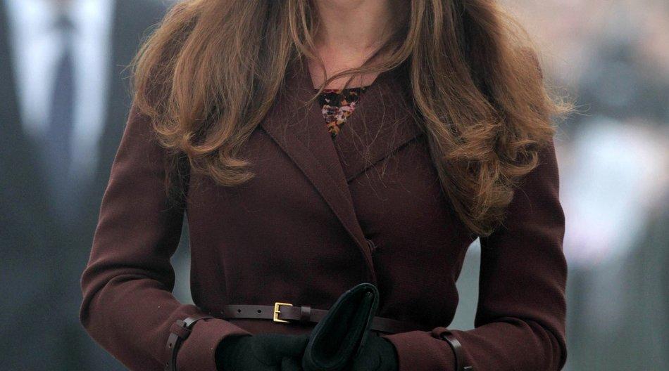 Kate Middleton: Heute ist es so weit!