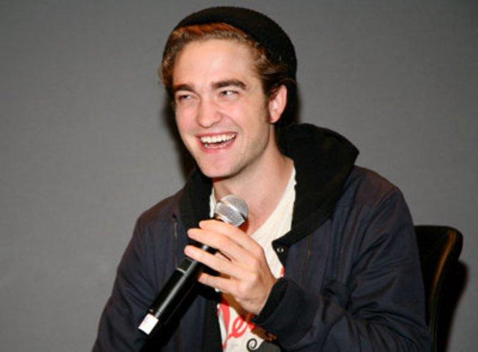 Twilight Eclipse Star Robert Pattinson