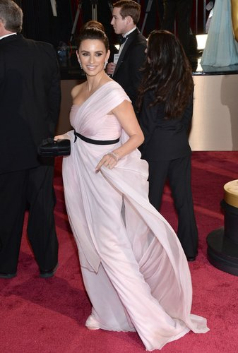 Sie weiß, wie es geht: Penelope Cruz