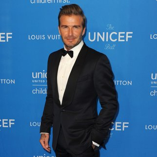 BEVERLY HILLS, CA - JANUARY 12: Honoree David Beckham attends the 6th Biennial UNICEF Ball at the Beverly Wilshire Four Seasons Hotel on January 12, 2016 in Beverly Hills, California. (Photo by Joshua Blanchard/Getty Images)