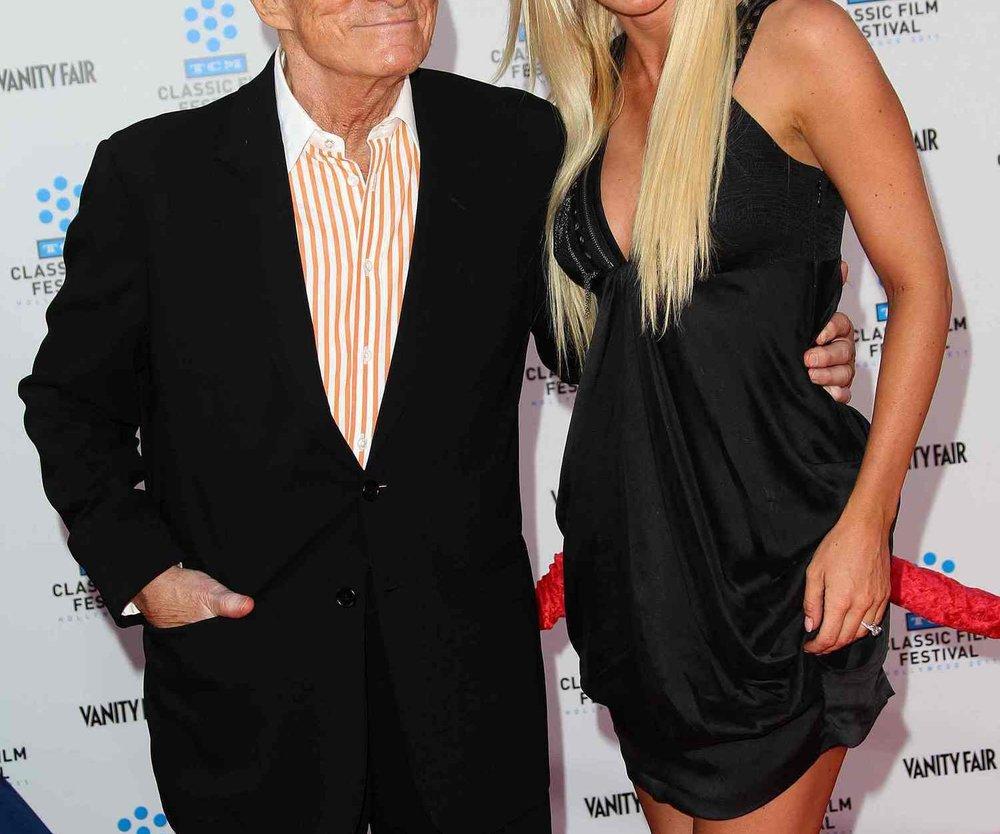 Hugh Hefner: Erstes Treffen mit seiner Fast-Ehefrau