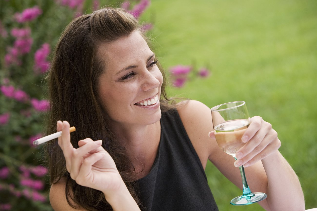 Alkohol Lust zigaretten