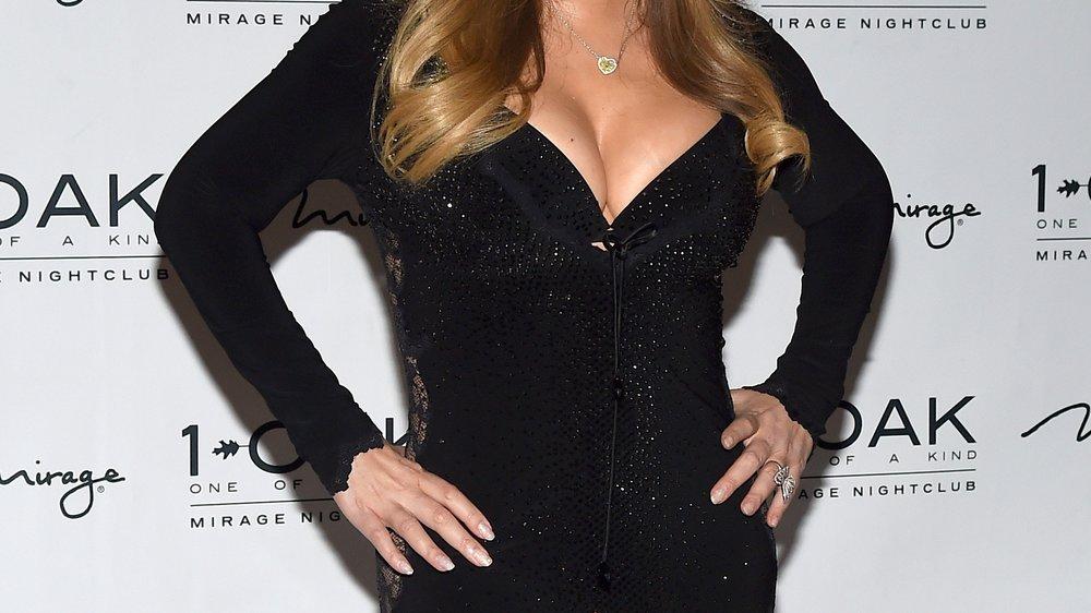 Mariah Carey trägt 500.000-Dollar-Schmuckstück