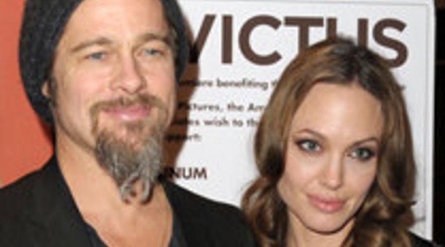 Angelina Jolie und Brad Pitt gemeinsam im Film?